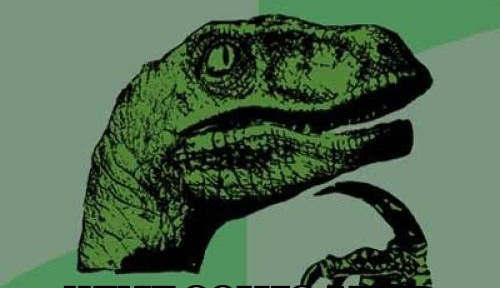 Philosoraptor - What comes after postmodernism?