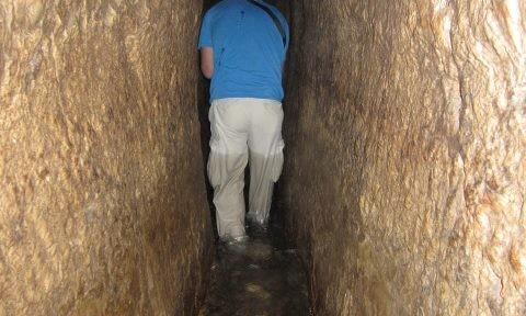 Hezekiah's Tunnel, Jerusalem